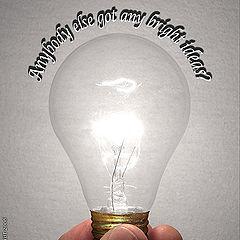 """фото """"Bright Idea"""""""
