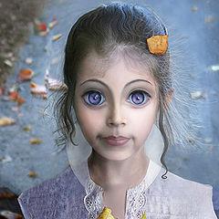 "photo ""Osennii elf"""