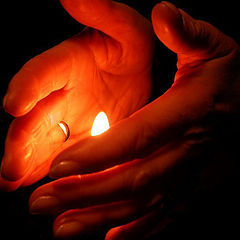 "фото ""...пока горит свеча"""