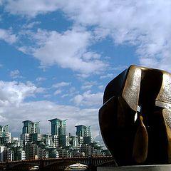 "фото ""Henry Moore Sculpture"""