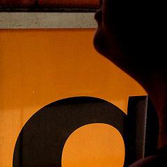 """фото """"Metro-portrait"""""""
