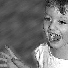 "photo ""Children's pure sincerity..."""
