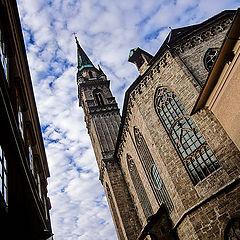 "photo ""Salzburg. University templ"""