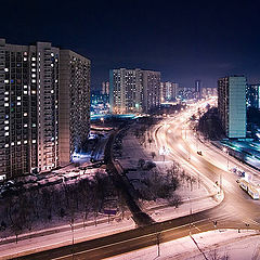 "photo ""Moscow. Litowsky boulevard"""