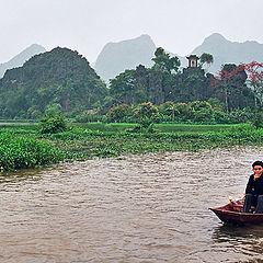 "photo ""Vietnamese scenery"""