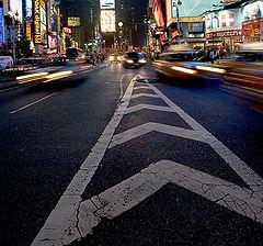 "фото ""Dividing New York"""