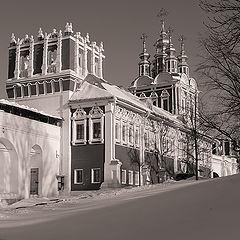 "фотоальбом ""novodevichiy monastery"""