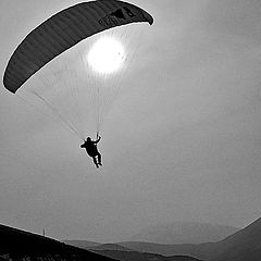 """фотоальбом """"Paragliding"""""""