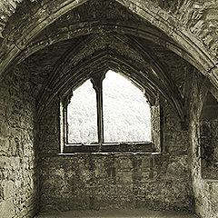 """фото """"Abbey's window"""""""