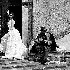 "фото ""La sposa"""