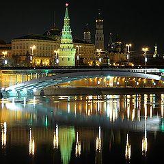 "фото ""Огни Москвы"""