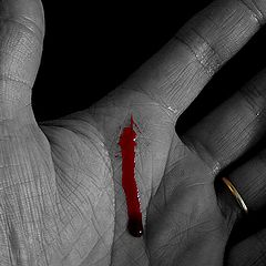 "photo ""Blood & Love"""