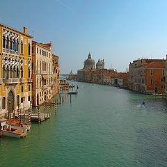 """фото """"Весна в Венеции"""""""