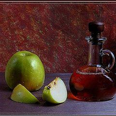 """фото """"Яблочный уксус"""""""