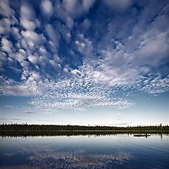 "фото ""По дороге с облаками"""