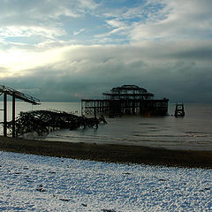 "фотоальбом ""Brighton Pier"""