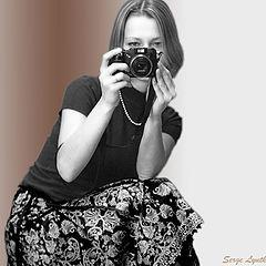 "фото ""Camera girl"""