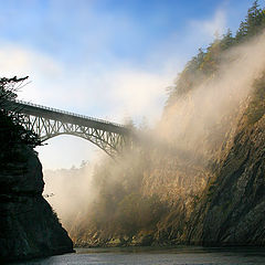 "фото ""Deception pass"""
