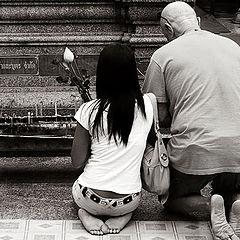 """фото """"Стать буддистом"""""""