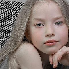 """photo """"Big little girl"""""""