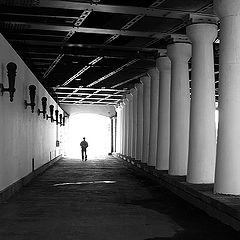 """фото """"Про человека под мостом"""""""
