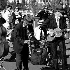 "фото ""Jazz-band"""
