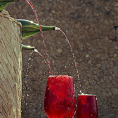 "photo ""The Moldavian fountain"""