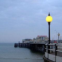 "фото ""Worthing Pier Evening"""