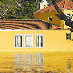"photo ""Yellow house"""