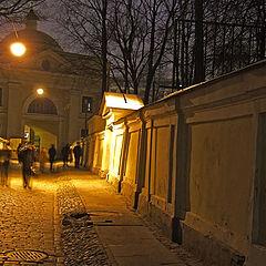 "photo ""Street, night and light."""