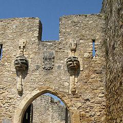 """photo """"Tores Vedras Castle"""""""