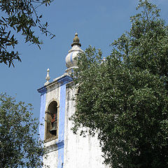 "photo ""XII century church in Torres Vedras"""