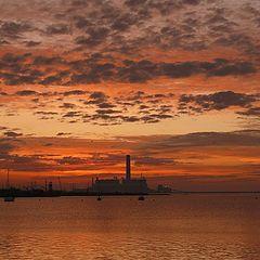 "фото ""Spectacular sky ..."""