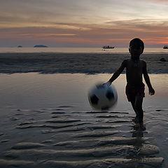 """фото """"Футбол-это любовь!"""""""