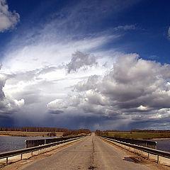 """фото """"Мост в облака"""""""