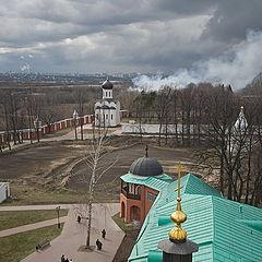 "photo ""Kind on temple Pimen Ugreshskiy"""
