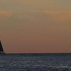 "photo ""The open sea"""