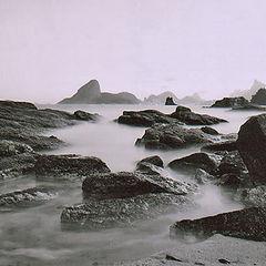 """photo """"Hazy Stones"""""""