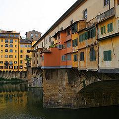 """фото """"Ponte Vecchio"""""""