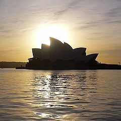 """фото """"Австралийское утро"""""""