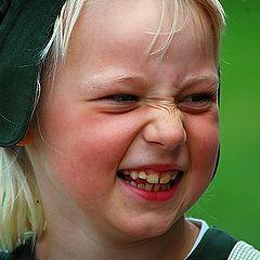 "photo ""very funny girl"""