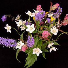 """фото """"Букетик таёжных цветов 2"""""""