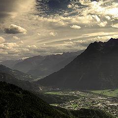 "фотоальбом ""The Alps"""