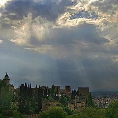 "photo ""The Alhambra"""