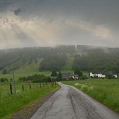 """фото """"Unwetter zieht auf..."""""""