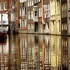 "фото ""Amsterdam Reflection 1"""
