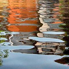 "фото ""Amsterdam Reflection 3"""