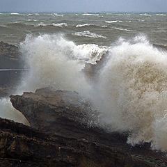 """фото """"Force of ocean - 1"""""""