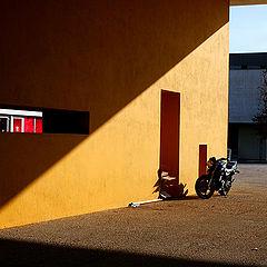 "фото ""Shadow/light"""