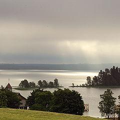 """фото """"Озеро утром"""""""